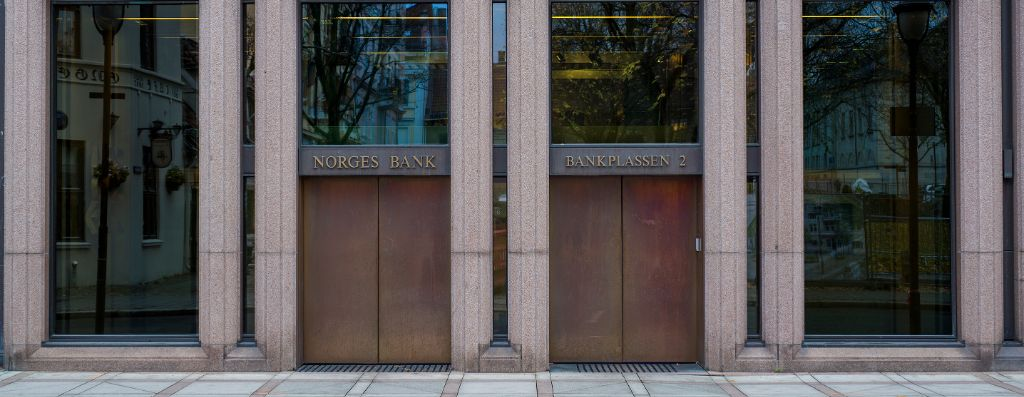 Norges Bank - sdwan globalconnect netværksløsning