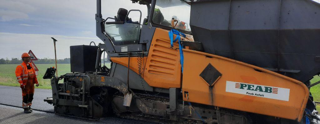 Kundecase: PEAB asfalt - netværksløsning