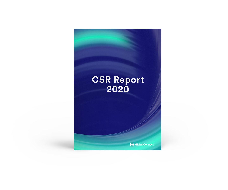 CSR rapport fra GlobalConnect