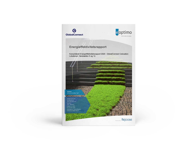 GlobalConnect A+ rating datacenter miljørigtig