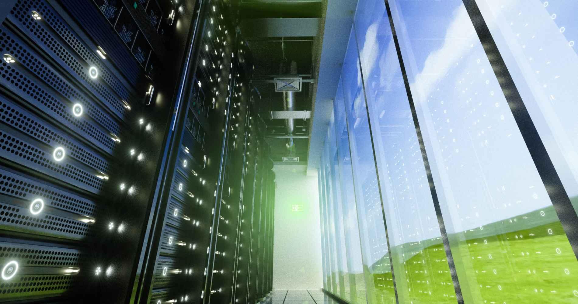 Miljørigtigt datacenter A+ rating GlobalConnect
