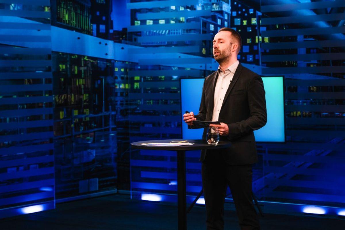Jan Gunnar Lillebo, sikkerhedschef i GlobalConnect.